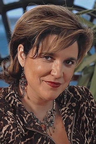 1993 Spanish general election - Image: Pilar Rahola (cropped)