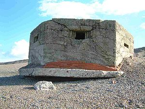 Pillbox (military) - Image: Pillbox