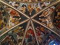 Pinzolo, San Vigilio, interior frescos 005.JPG