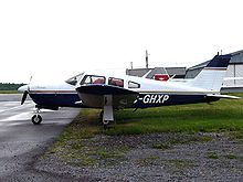 Piper PA-28 Cherokee - Wikipedia