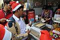 Pithaa Stall - Christmas Observance - Poush Mela - Citizens Park - Kolkata 2015-12-25 8070.JPG