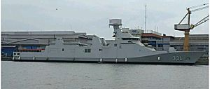 Sigma-class corvette - SIGMA 10514-Class Frigate (KRI Raden Eddy Martadinata)