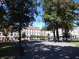 Tarnowskie Góry - Liberty Square
