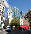 Plantation Place from Eastcheap, London - Sept 2007.jpg