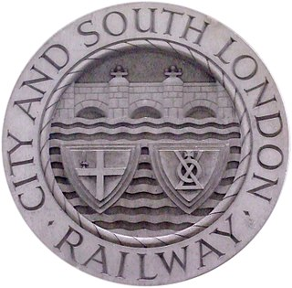 City and South London Railway underground railway company in London