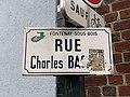 Plaque rue Charles Bassée Fontenay Bois 1.jpg