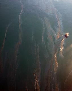 Coal Oil Point seep field Marine petroleum seep area near Goleta, California