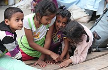 Playful mood of children at Nepal.jpg