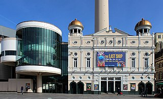 Liverpool Playhouse theatre in Liverpool, England