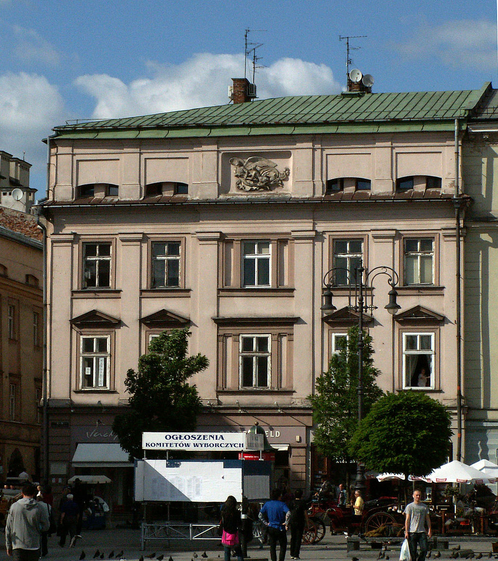 Kamienice wokół Rynku – Od Sławkowskiej do Floriańskiej