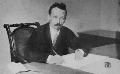 Николай Ильич Подвойский
