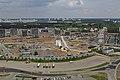 Pohled na Minsk z Národní knihovny - panoramio.jpg