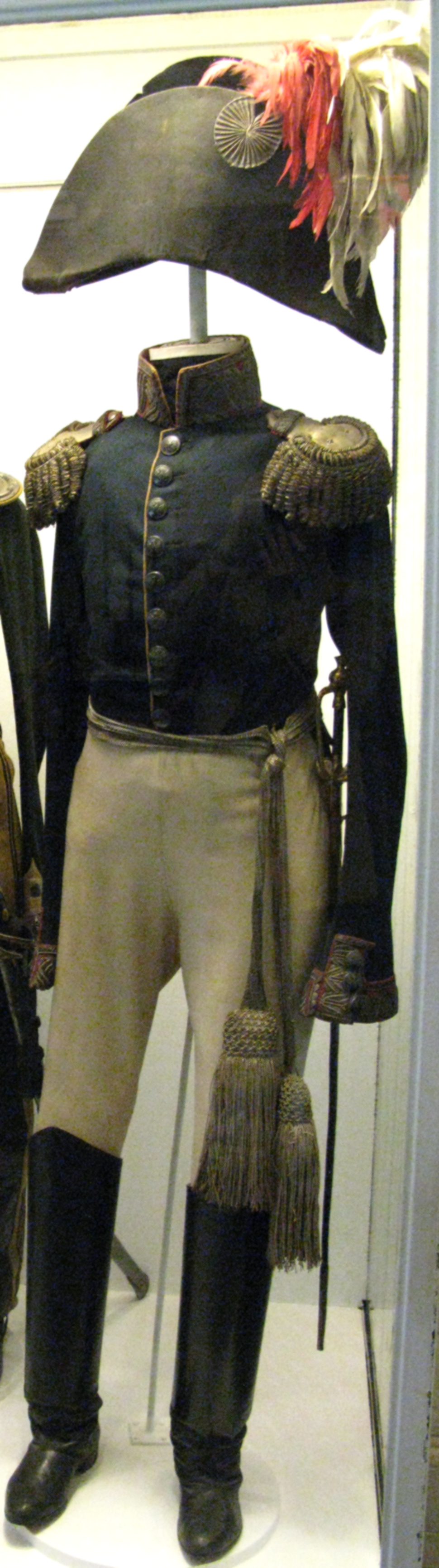 Polish General`s Uniform of Emperor Alexander I