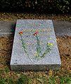 Poltava European (Frunze) Str. Park named by I.Kotliarevskiy Grave of V.Slobodskiy (DSCF4507).jpg