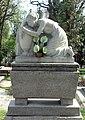 Pomnik w Alei Zasłużonych na legnickim cmentarzu komunalnym.jpg