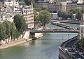 Pont Saint-Louis from the tour Saint-Jacques, 17 August 2013.jpg