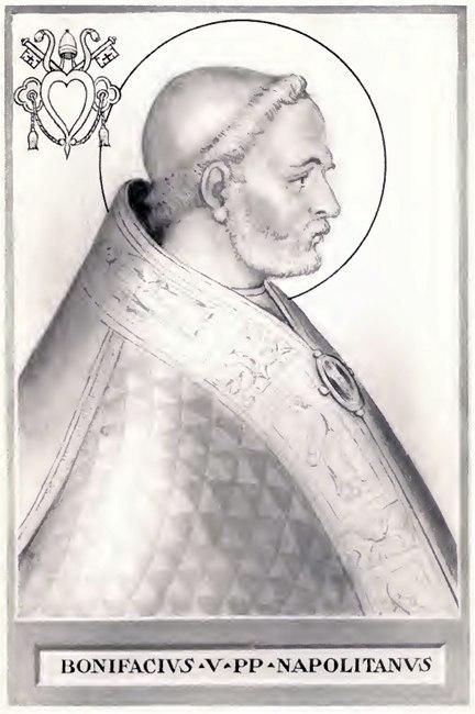 Pope Boniface V