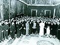 Pope Pius XII and Lemuel Shepherd, April 1952 (21613995622).jpg
