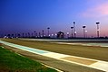 Por do sol no circuito Yas Marina - Sunset at Yas Marina circuit - Abu Dhabi (17173577080).jpg
