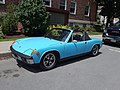 Porsche 914 Main Street downtown St. Johnsbury VT July 2019.jpg