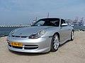 Porsche GT3 at Europort (9296194522).jpg