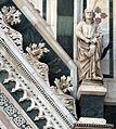 Porta dei canonici, angeli di niccolò di pietro lamberti 03.JPG