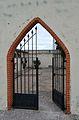 Porta del cementeri de Catamarruc.JPG