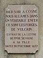 Portail « Sévigné », Cosne, panneau lettre, droite.jpg