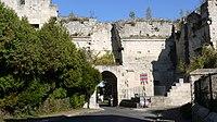 Porte de Laon Coucy le Chateau Auffrique P1070803.JPG