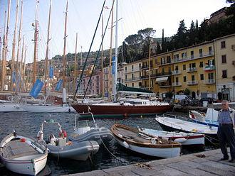 Porto Santo Stefano - Old harbour