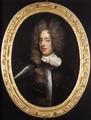 Porträtt av Abraham Brahe, 1669-1728. Oljemålning på duk - Skoklosters slott - 13454.tif