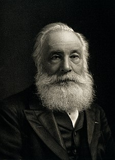 Portrait of Sir William Henry Perkin (1838 – 1907), chemist Wellcome V0026997.jpg