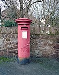 Post box on Black Horse Hill, West Kirby.jpg