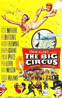 Poster of the movie The Big Circus.jpg