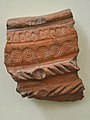 Pottery Fragment - Terracotta - Sonkh - Showcase 6-15 - Prehistory and Terracotta Gallery - Government Museum - Mathura 2013-02-24 6455.JPG