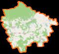 Powiat międzychodzki location map.png