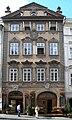 Praha, Mala Strana - Nerudova 14, Valkounsky dum (fasada).jpg