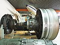 Pratt & Whitney JT9D (1969) used in Boeing 747 at Flugausstellung Hermeskeil, pic2.JPG