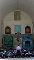 Prayers of Noon - Grand Mosque of Nishapur -September 27 2013 55.JPG