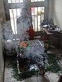 Preparing Coffee at a Roadside Restaurant - En route to Bahir Dar - Ethiopia (8677076703).jpg