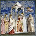 Presentation of Jesus in the Temple - Capella dei Scrovegni - Padua 2016.jpg