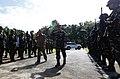 President Rodrigo Duterte arrives at Camp Mateo Capinpin in Tanay, Rizal on August 24.jpg