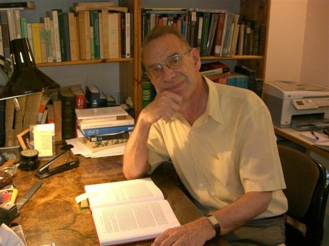 Professor Michael Heyd