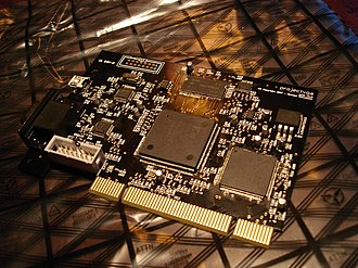 Free and open-source graphics device driver - Assembled Project VGA graphics board
