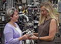 Propulsion engineer Sandra Greene, left, and test engineer Cynthia Sprader.jpg