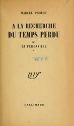 Marcel Proust: La Prisonnière