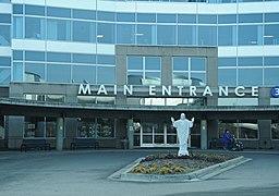 Providence Alaska Medical Center main entrance
