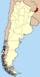 Lage der Provinz Misiones