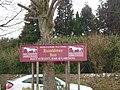 Pub sign at Hambleton Inn - geograph.org.uk - 224189.jpg
