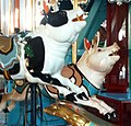Pullen Park Carousel Animal - Pig Set One.jpg